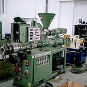 Экструдер для производства изделий из ПВХ фото