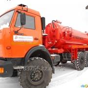 АКН-10-ОД на шасси КАМАЗ 43118 фото
