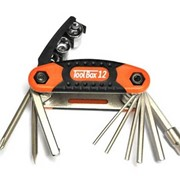 Набор инструментов Author AHT Toolbox 12 SLR orange/silver фото