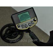 Металлоискатель - 3,8-Дюймовый ЖК-экран, регулировка чувствительности, обнаруживает черные и цветные металлы