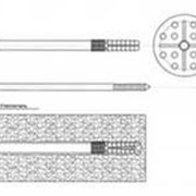 Дюбель 10*180 для крепления изоляционных материалов с пластиковым гвоздем фото
