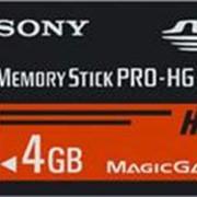 Карта памяти SONY MS PRO-HG Duo 4GB фото