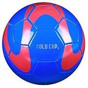 Мяч футбольный 280г-300г, №5, PVC глянцевый Т81424 фото