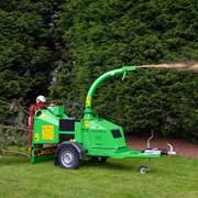 Измельчитель веток Greenmech Arborist 130 фото