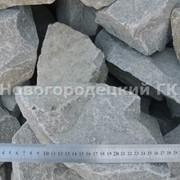 Бут гранитный 300-500 камень негабарит, камень бутовой, бут фото