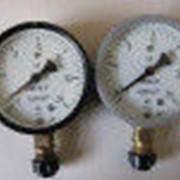 Манометр МТИ-100 0-40 кГс/см² фото