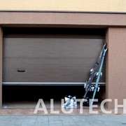 Секционные ворота Alutech фото