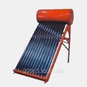 Солнечный водонагреватель СН-62 пассивного типа 65 литров фото