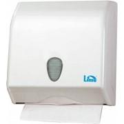 Диспенсер для полотенец LIME Prestige белый V укладки фото