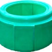 Секция пластикового канализационного колодца 250 мм фото