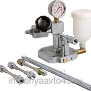 Манометр для тестирования дизельных форсунок, до 380 атм МАСТАК 120-02380 фото