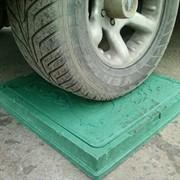 Люк канализационный полимерно-песчаный квадратный фото
