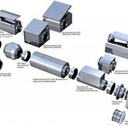 Вентиляция на основе вентиляторов для круглых каналов фото