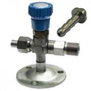 Клапан запорный К-1101-16 (ВК-м) фото