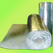 Материал прошивной базальтовый огнезащитный рулонный МПБОР фото