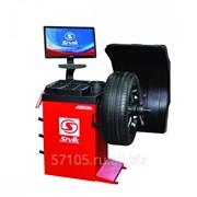 Балансировочный станок Sivik ALPHA Luxe СБМП-40 Л фото