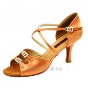Туфли латина Dancefox LLA-022 фото