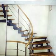 Лестницы комбинированыые фото