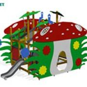 Проектирование детских площадок, игровых комплексов, спортивных площадок фото