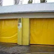 Шторы гаражные занавесы в Волгограде фото