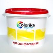 Краска Colorika Aqua фасадная фото