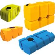 Пластиковые емкости для спецтехники 1200 - 3 000 л фото