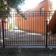 Сварной забор 6210028 фото