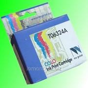 Контейнер с чернилами Epson C13T67364A L800 Light Magenta ink bottle 70ml фото