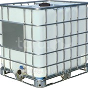 Еврокуб 1000 литров на металлическом поддоне Арт.UC 1000 мп фото