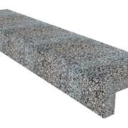Подоконники, ступени из высокопрочного бетона под гранит фото