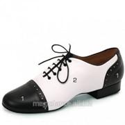 Обувь мужская для танцев стандарт модель Бруно-Флекси фото