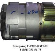 Генератор Г-290В-0 МТЛБ фото