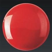 Пигмент керамический темно-красный фото
