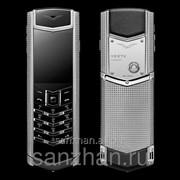 Телефон Vertu Signature S Design Clous De Paris Steel 86587 фото