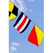 Сигнальные флаги МСС фото
