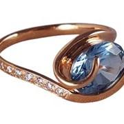 Золотые кольца 585 пробы - новинки - 09.2013 фото