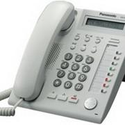 Цифровой системный телефон KX-DT321RU фото