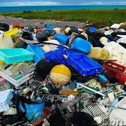 Отходы пластмасс, пластика фото