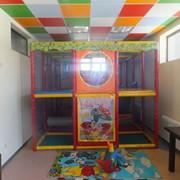 Детский игровой лабиринт, детская развлекательно-игровая площадка