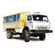 Автобус специальный 42111-11 (шасси КАМАЗ-4326 4х4) фото