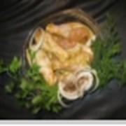 Голень куриная в индийском маринаде фото