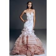 Свадебное платье со шлейфом напрокат фото