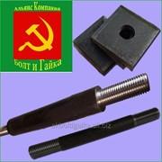 Болт фундаментный 2.2 М56х1120 сталь 09Г2С ГОСТ 24379.1-80 фото