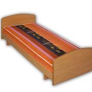 Кровать односпальная КР-01 740х2000х600 фото