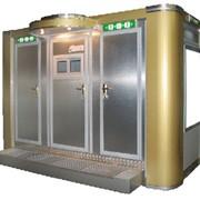 Туалетный модуль-павильон Городовой Антика 302С / 312С фото