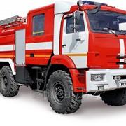 Пожарная автоцистерна на шасси КАМАЗ АЦ 7,0-70 (43118) фото