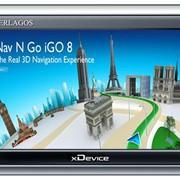 GPS-навигатор xDevice Interlagos фото