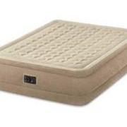 Кровать Ultra Plush Bad 152х203х46см, встроенный насос (Intex), 64458 фото