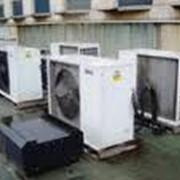 Обслуживание и ремонт систем кондиционирования воздуха фото