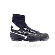 Ботинки беговые Fischer Xc Touring T3 Black-S04013 фото